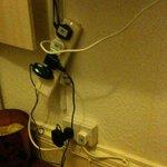 socket set in kids room
