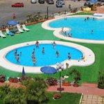 due delle quattro piscine