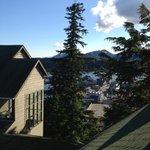 Mountian & Ocean View