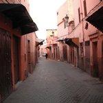 Straßen zum Riad (keine Autos erlaubt)