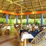 Our open air beachfront Pavilion Restaurant