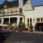 Hotel, Gasthaus &  Restaurant zur Post resmi