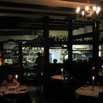 Restaurante El Albergue - Excelente atmósfera