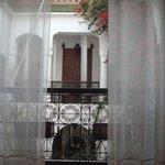Interior del Riad