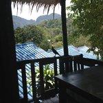 Balcony View at Maney Resort