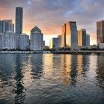 Concurrence à Miami Beach