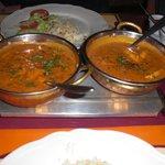 Bombay Chicken & Bombay Fish