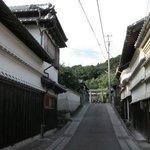 Streets in Kiragawa-town