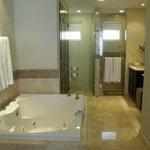 1 bed suite master bath
