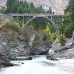 Shotover River (just a couple of minutes away)