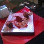 Surprise Anniversary Dessert!!!