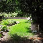 Garden Oasis.
