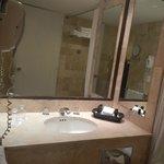 Bathroom in room 4227