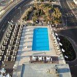 its a pool