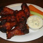 Applewood Smoked Wings