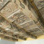 detalle de techo habitación (205)