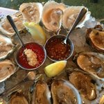 Oyster selection - very good