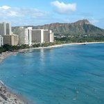 View from Sheraton Waikiki guest room
