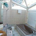 メゾネットタイプ部屋風呂2