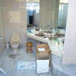 メゾネットタイプ部屋風呂1