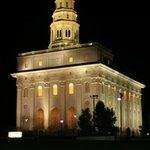 Nauvoo Temple @ Night