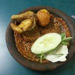 Spicy Ayam Penyet