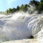 Stomende zoutbaden in Egerszalók