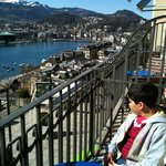 Beatifull view from Lucerne