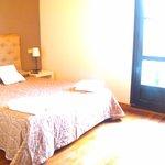 Habitacion doble una cama