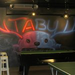Inside Tabu teens club