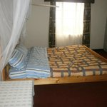 double room self contained