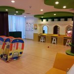 Beautiful and spacious Kids Center