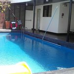 бассейн после чистки