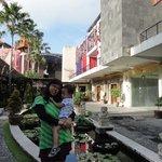 Kuta Central - Lotus Cafe