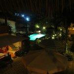 panoramica notturna