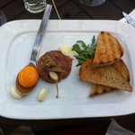 Tuscan beef tartar was our favourite