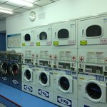 Public laundry 1 block away