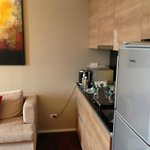 ensuite kitchenette