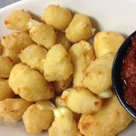 Don't forget to try our Cheese Curds; a true Wisconsin classic.