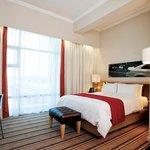 spacious modern decor rooms