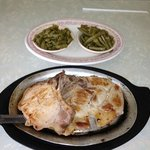 Pork Chop Special with Green Beans