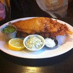 fish and chips, delicious