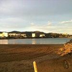 Atardecer en Playa Torre San Vicent