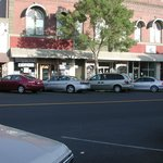 Walla Faces building is located in Historic Downtown on Main Street...walk everywhere!