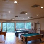 Upper Deck rec room