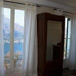 Camera Terrazzo view