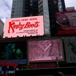 Crazy Times Sqaure signs