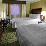 Book your stay in the two-bed guest suite while traveling in the Boston area.