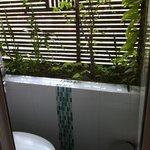 """""""utomhus"""" toalett, fast inomhus"""