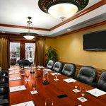 Boardroom/seats 12